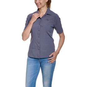 Tatonka Jonne SS-Shirt Damen matt blue